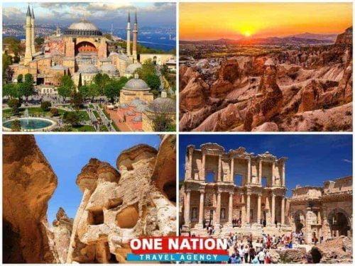 7 Days Istanbul Cappadocia and Ephesus Tour